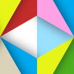 Detail of Fifty Nine Rhombuses