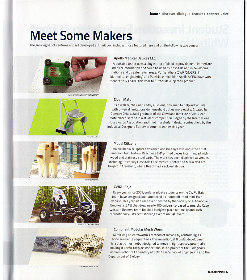 Think Magazine Page 13